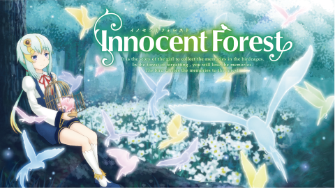 FullDive novel: Innocent Forest