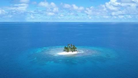 ヴァーチャルツアー「ジープ島」